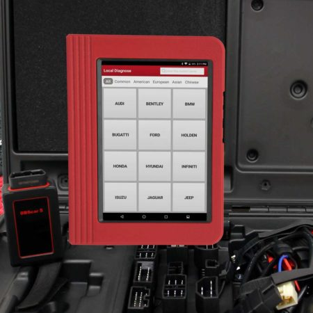 Launch PRO-S scan tool