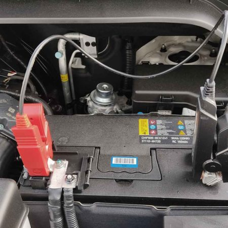 BST360 Battery/System Analyser